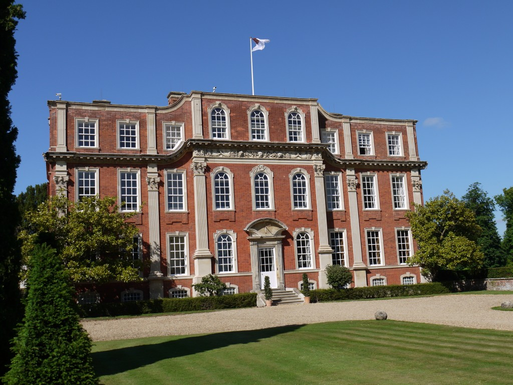 Chicheley Hall-Royal Society